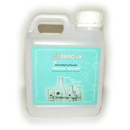Buy 3 DMSO Containers (1Ltr) Get 1 Free - DMSO Dimethyl Sulfoxide